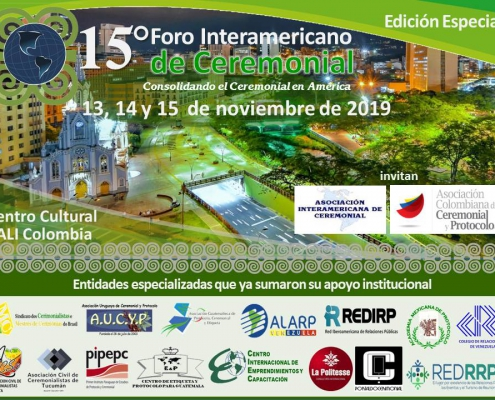 15° FORO INTERAMERICANO DE CEREMONIAL