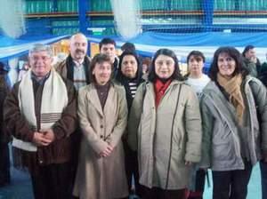 grupo con Gobernadora