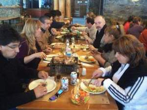 almuerzo de camaraderia (domingo 1)