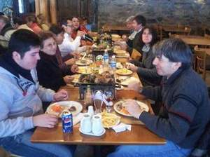 almuerzo de camaraderia (domingo 2)