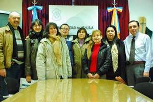 visita Municipalidad
