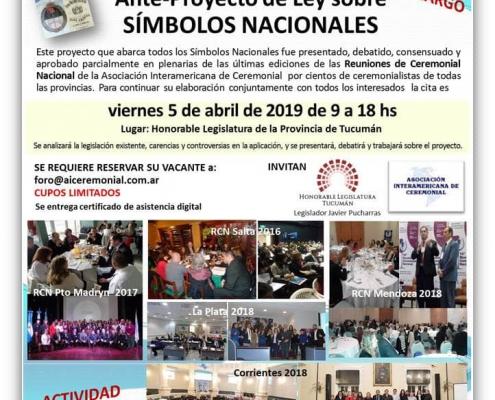 flyer Símbolos Tucumán