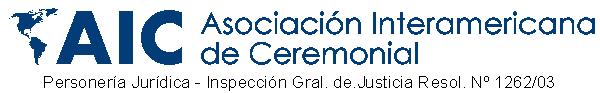 Asociación Interamericana de Ceremonial (A.I.C)